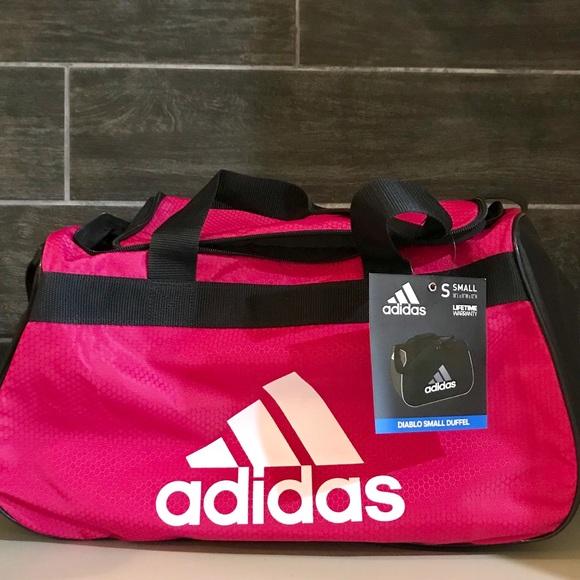 Adidas Diablo Duffle Bag c1857457bd03f